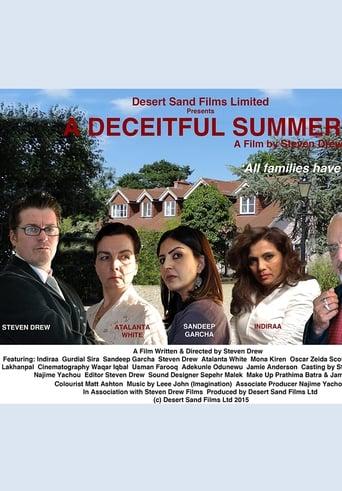 Poster of A Deceitful Summer
