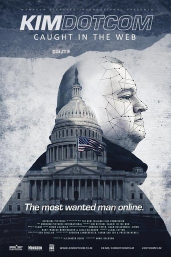 Kim Dotcom: Caught in the Web (2017) WEB-DL 720p