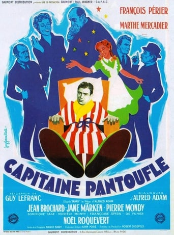 Poster of Capitaine Pantoufle