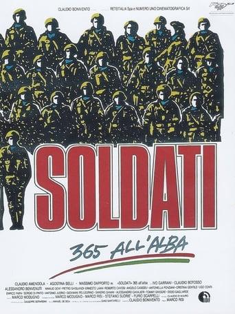 Poster of Soldati - 365 all'alba