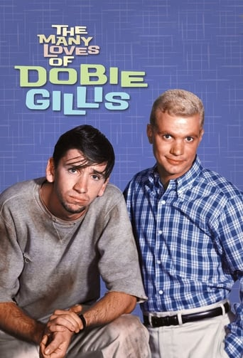 Poster of The Many Loves of Dobie Gillis