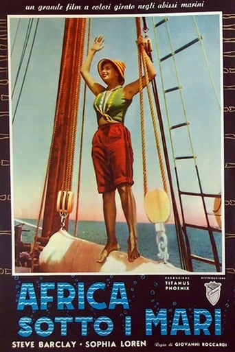 Poster of Africa sotto i mari