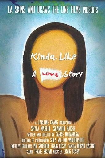 Poster of Kinda Like a Love Story