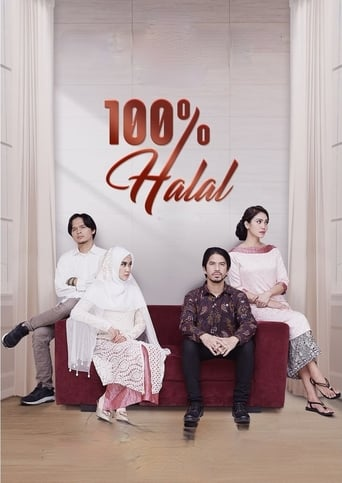 Poster of 100% Halal