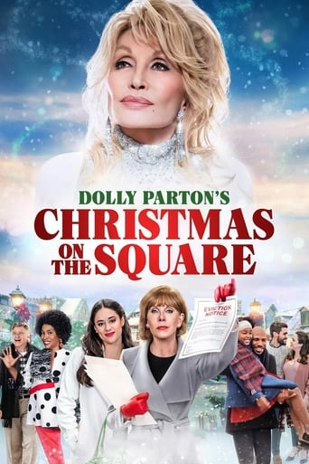 Poster of Dolly Parton's Christmas on the Square