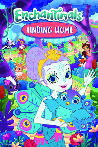 Poster of Enchantimals, Finding Home