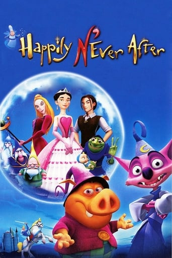Poster of Happily N'Ever After