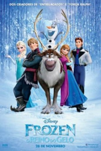 Frozen: Uma Aventura Congelante - Poster