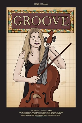 Poster of Groove
