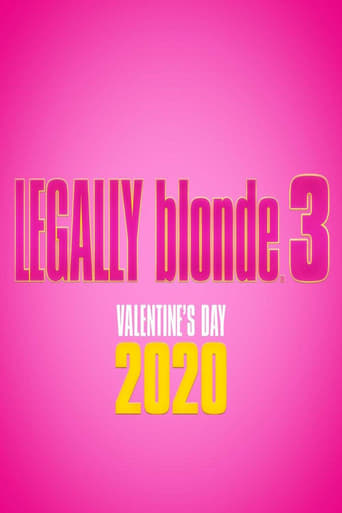 Poster of Legally Blonde 3