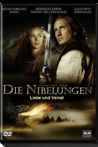 Poster of Die Nibelungen - Liebe und Verrat