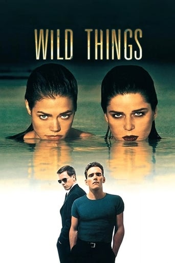 Poster of Wild Things