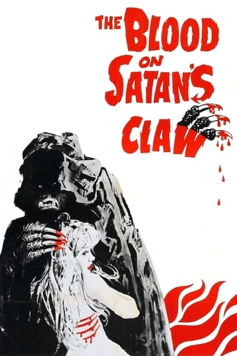 Poster of The Blood on Satan's Claw