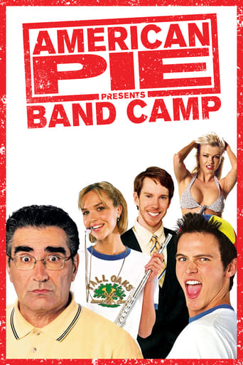 Poster of American Pie Presents: Band Camp