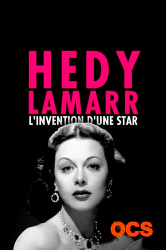 Poster of Hedy Lamarr : l'Invention d'une star