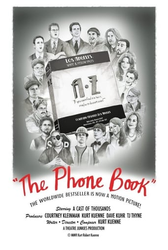Poster of The Phone Book