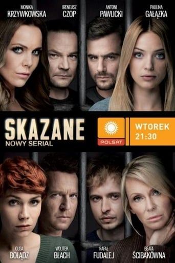 Poster of Skazane