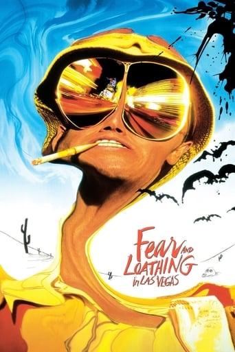 Filmplakat von Fear and Loathing in Las Vegas