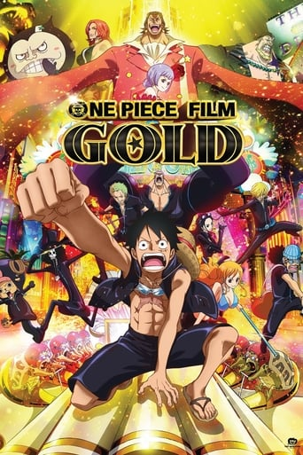 Poster of One Piece Film: GOLD