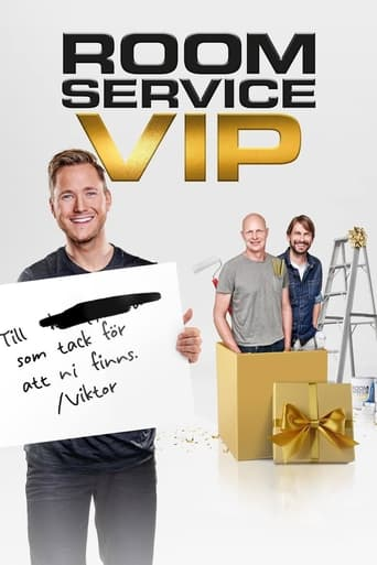 Poster of Roomservice VIP