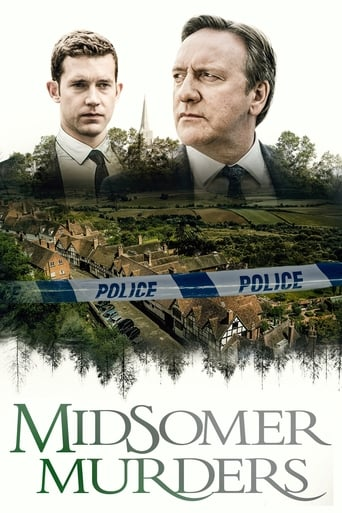 Poster of Midsomer Murders