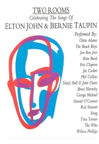 Poster of Two Rooms: A Tribute to Elton John & Bernie Taupin