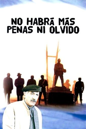 Poster of No habrá más penas ni olvido