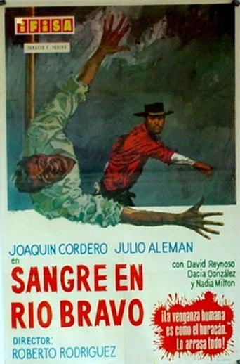 Poster of Sangre en Rio Bravo