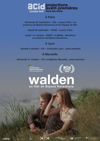 Poster of Walden