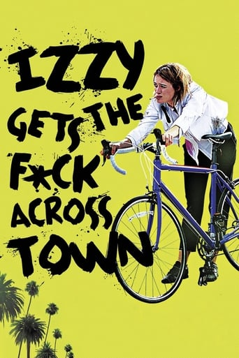 Izzy Gets the F*ck Across Town poster