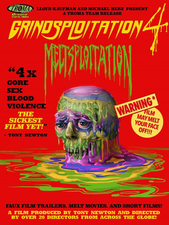 Grindsploitation 4: Meltsploitation poster