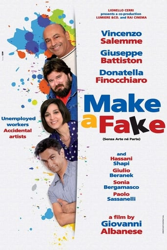 Poster of Make a Fake