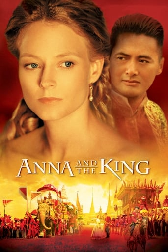 Poster of Anna and the King