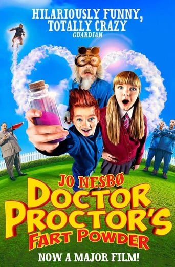 Poster of Doctor Proctor's Fart Powder