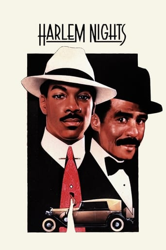 Poster of Harlem Nights