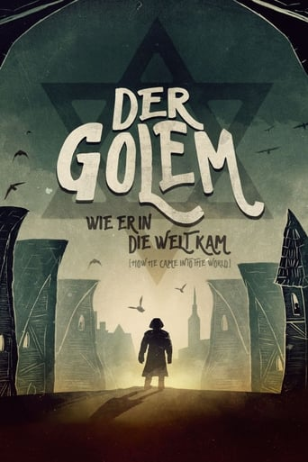 Poster of The Golem