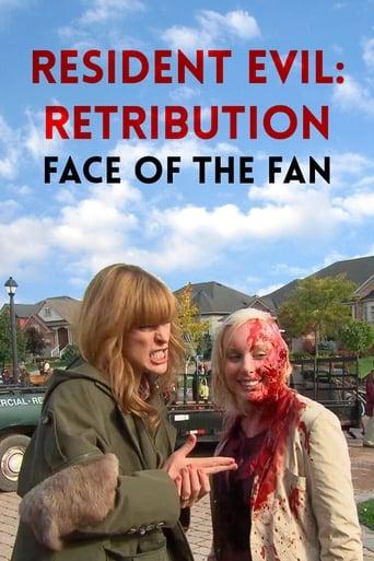 Poster of Resident Evil: Retribution - Face of the Fan