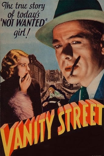 Poster of Vanity Street