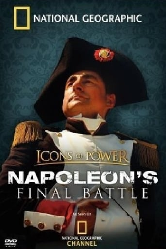 Poster of Napoleon's Final Battle