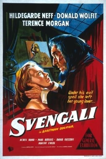 Poster of Svengali