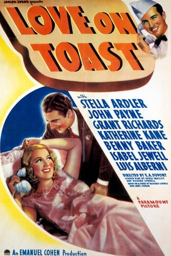 Poster of Love on Toast