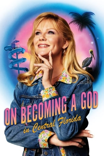 Poster of On Becoming a God in Central Florida