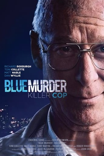 Poster of Blue Murder: Killer Cop