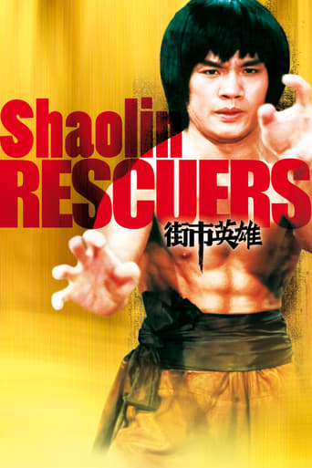 Poster of Shaolin Rescuers