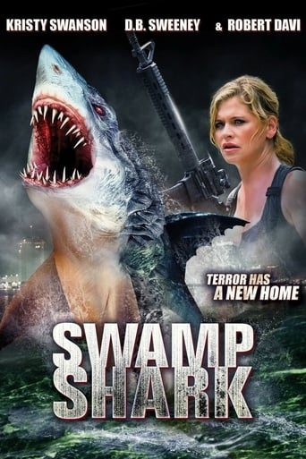 Poster of Swamp Shark