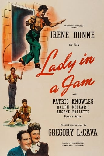 Poster of Lady in a Jam