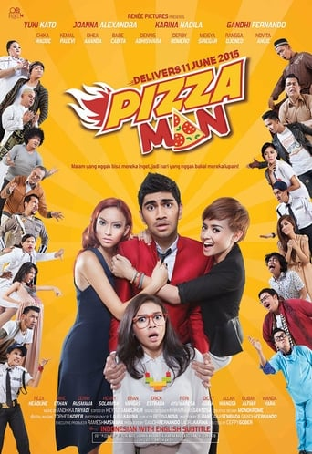 Poster of Pizza Man