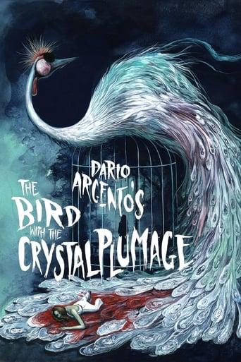 L'uccello dalle piume di cristallo Poster