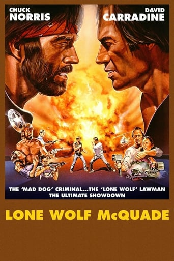 Poster of Lone Wolf McQuade
