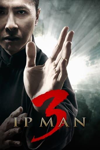 Poster of Ip Man 3